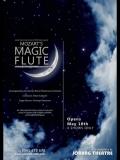 Poster The Magic Flute Johannesburg